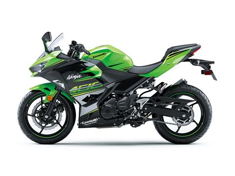 2018 Kawasaki Ninja 400 KRT Edition in Kittanning, Pennsylvania