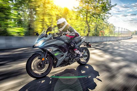2018 Kawasaki Ninja 650 in Jamestown, New York