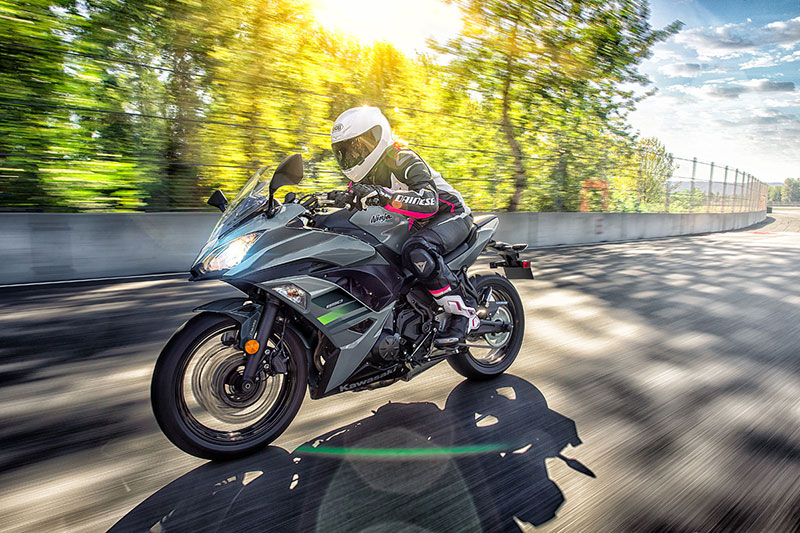 2018 Kawasaki Ninja 650 in Bellevue, Washington