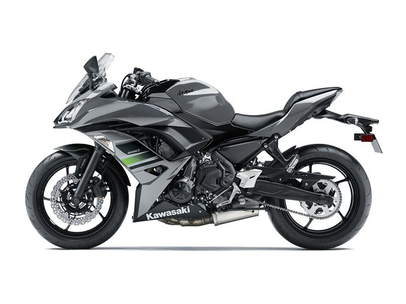 2018 Kawasaki Ninja 650 in Redding, California