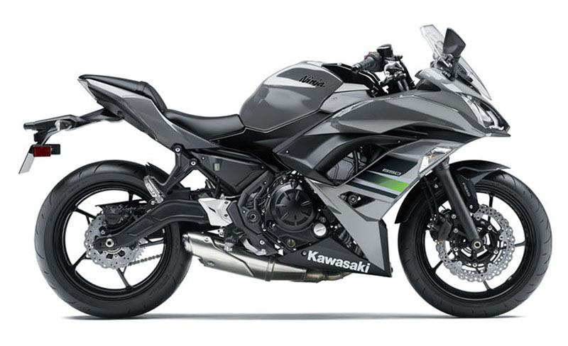 2018 Kawasaki Ninja 650 in Freeport, Illinois