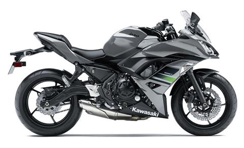 2018 Kawasaki Ninja 650 ABS in New Haven, Connecticut