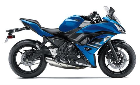 2018 Kawasaki Ninja 650 ABS in North Reading, Massachusetts