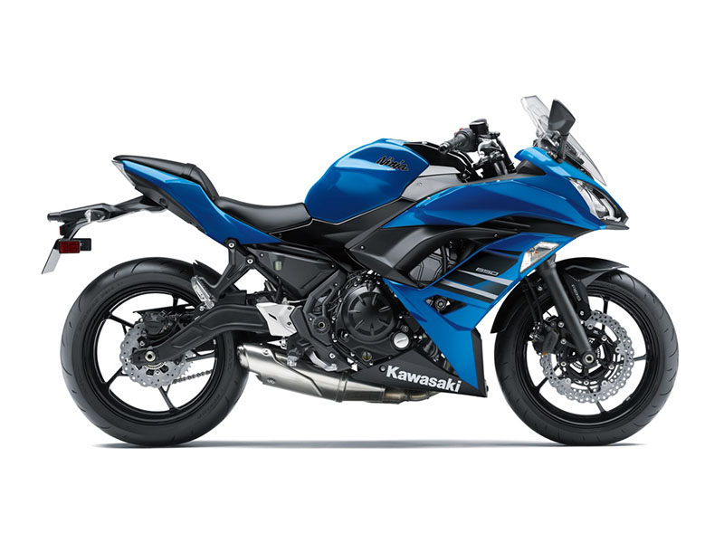 2018 Kawasaki Ninja 650 ABS in Massillon, Ohio
