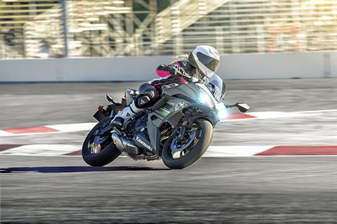 2018 Kawasaki Ninja 650 ABS in Santa Clara, California