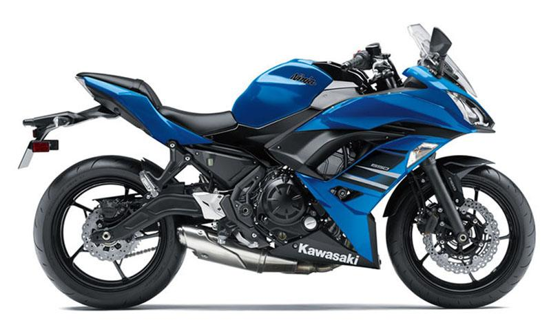 2018 Kawasaki Ninja 650 ABS in Wichita Falls, Texas