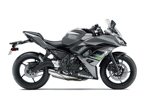 2018 Kawasaki Ninja 650 ABS in Highland, Illinois