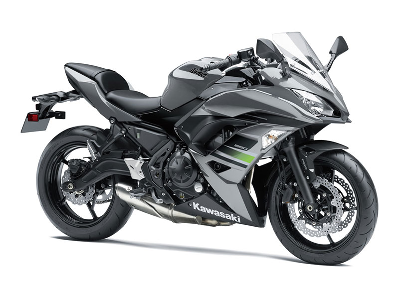 2018 Kawasaki Ninja 650 ABS in Greenwood Village, Colorado