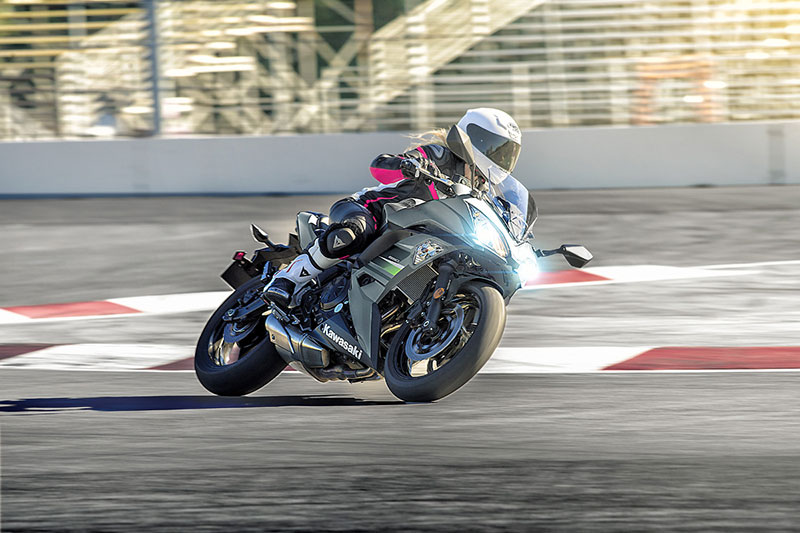 2018 Kawasaki Ninja 650 ABS in Conroe, Texas