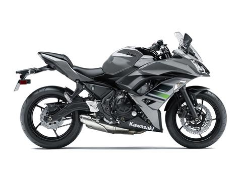 2018 Kawasaki Ninja 650 ABS in Dimondale, Michigan