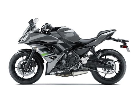2018 Kawasaki Ninja 650 ABS in Jamestown, New York