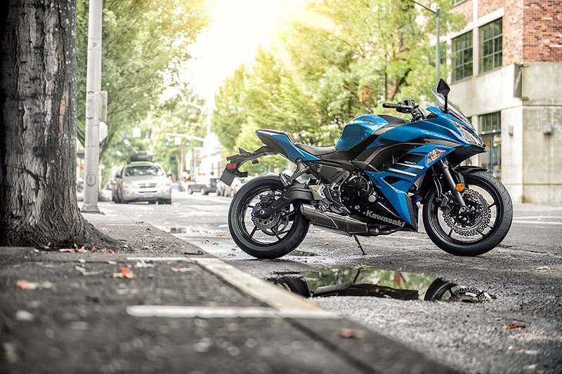 2018 Kawasaki Ninja 650 ABS in White Plains, New York - Photo 4