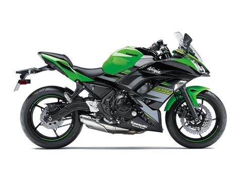 2018 Kawasaki Ninja 650 ABS KRT Edition in Elyria, Ohio
