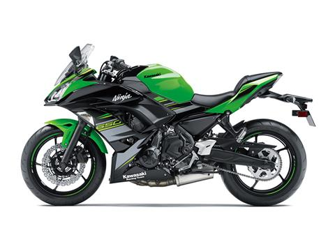 2018 Kawasaki Ninja 650 ABS KRT Edition in Northampton, Massachusetts