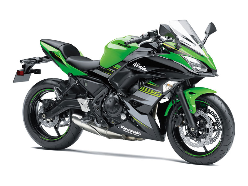 2018 Kawasaki Ninja 650 ABS KRT Edition in Highland, Illinois