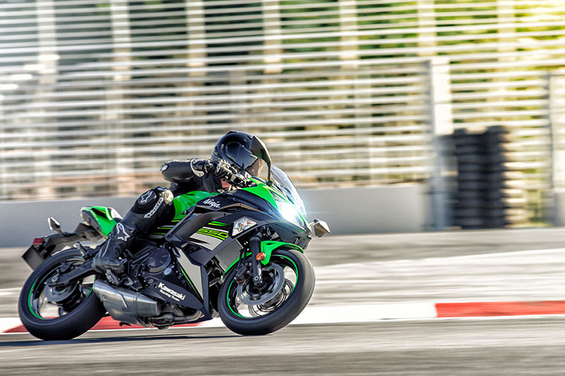 2018 Kawasaki Ninja 650 ABS KRT Edition in Hooksett, New Hampshire