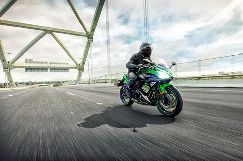 2018 Kawasaki Ninja 650 ABS KRT Edition in Danville, West Virginia