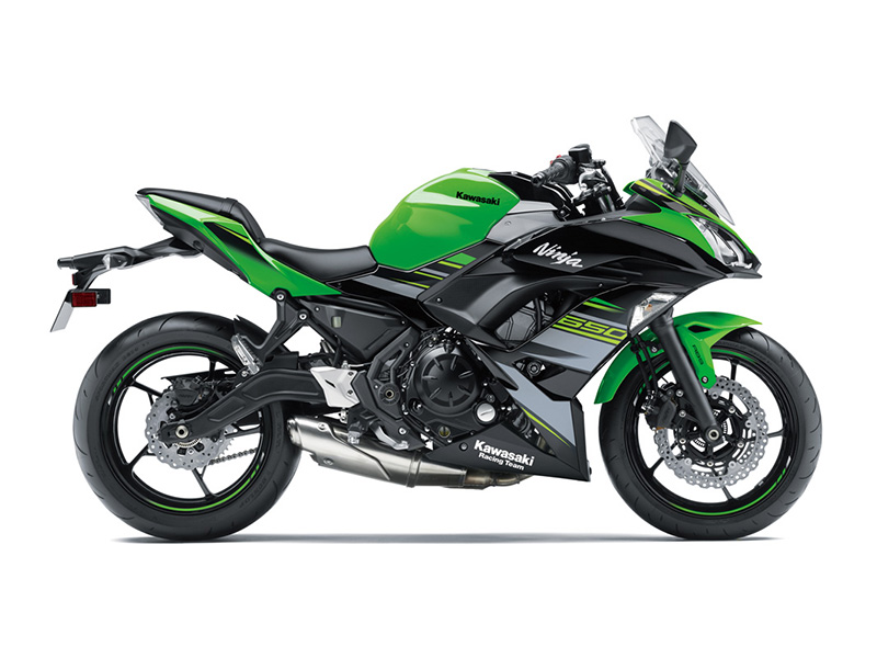 2018 Kawasaki Ninja 650 ABS KRT Edition in Romney, West Virginia