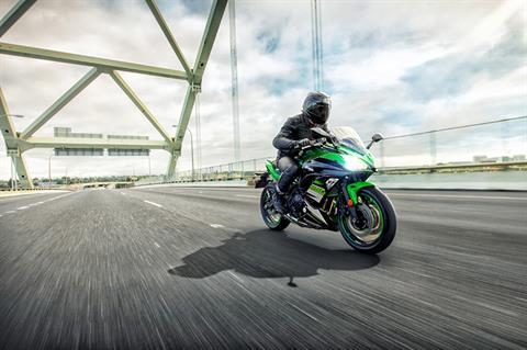 2018 Kawasaki Ninja 650 ABS KRT Edition in Baldwin, Michigan