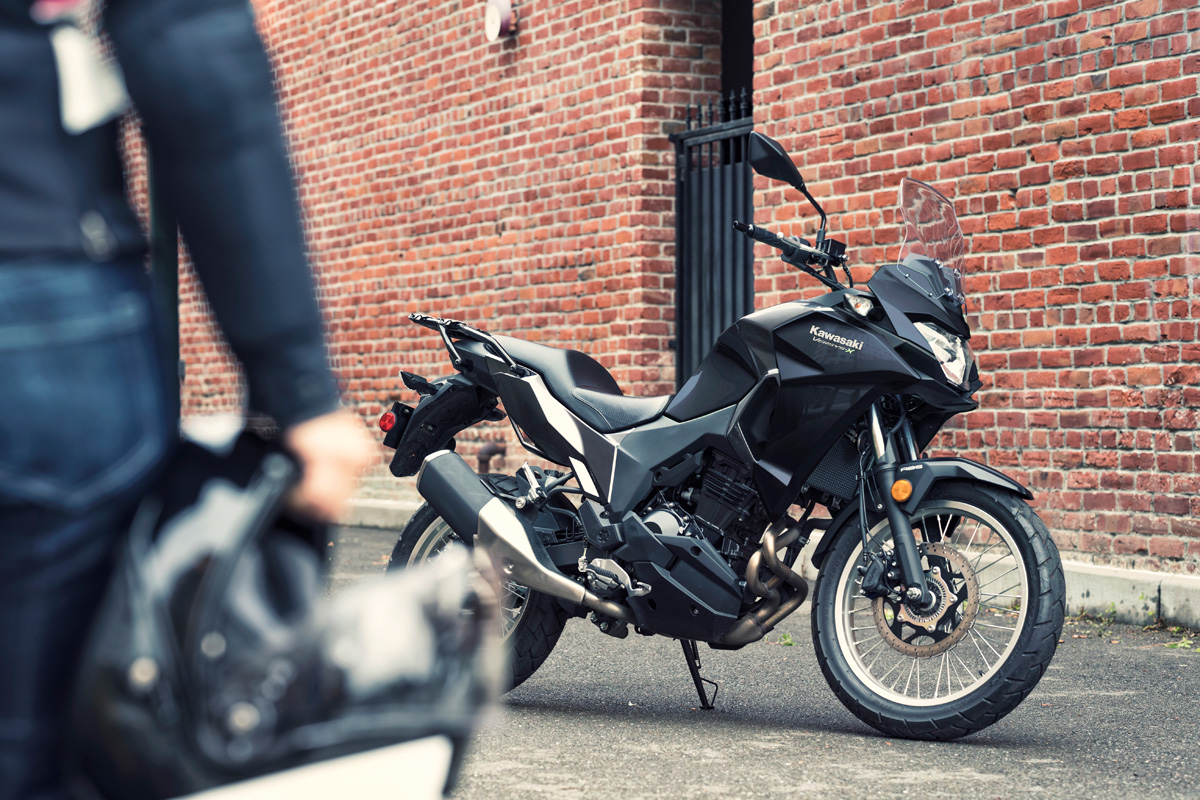 2018 Kawasaki Versys-X 300 in Unionville, Virginia