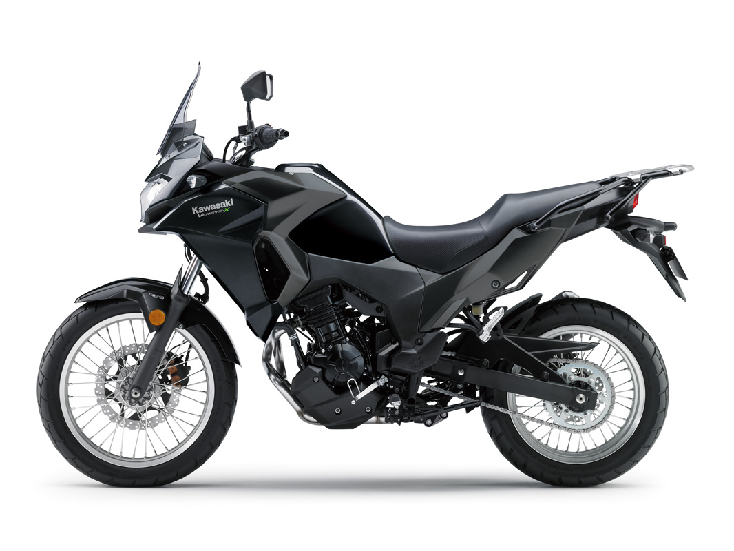 2018 Kawasaki Versys-X 300 ABS in Santa Fe, New Mexico