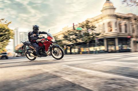 2018 Kawasaki Versys-X 300 ABS in Biloxi, Mississippi - Photo 4