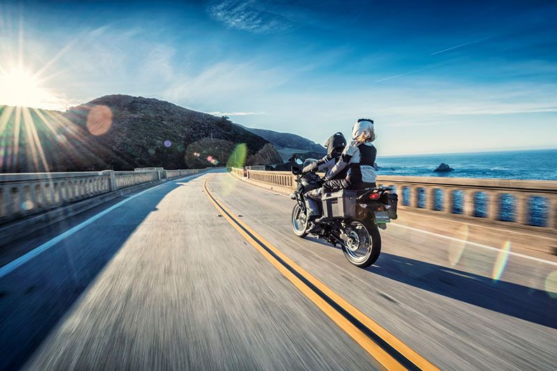 2018 Kawasaki Versys-X 300 ABS in Johnson City, Tennessee