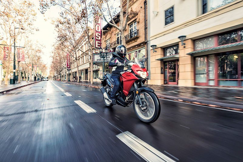 2018 Kawasaki Versys-X 300 ABS in Orange, California