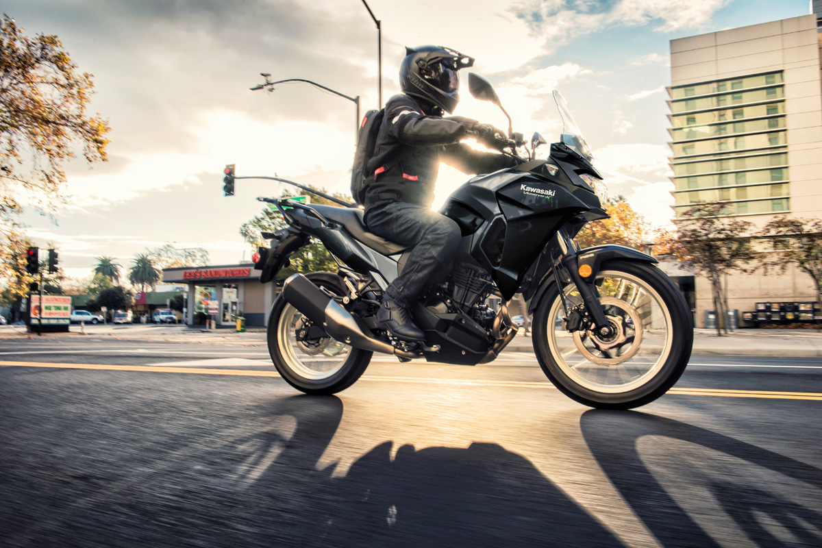 2018 Kawasaki Versys-X 300 ABS in Yuba City, California