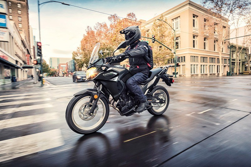 2018 Kawasaki Versys-X 300 ABS in Sacramento, California