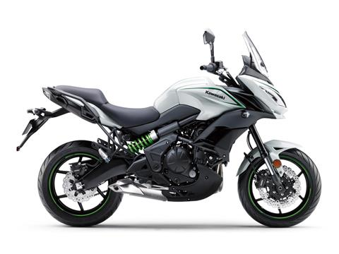 2018 Kawasaki Versys 650 ABS in Fairfield, Illinois