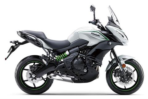 2018 Kawasaki Versys 650 ABS in Barre, Massachusetts