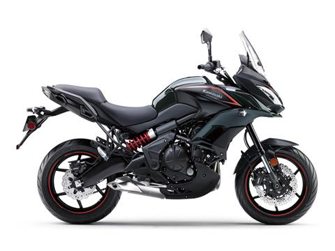 2018 Kawasaki Versys 650 ABS in Albemarle, North Carolina