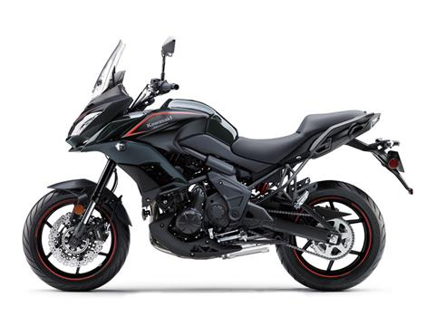 2018 Kawasaki Versys 650 ABS in Orange, California