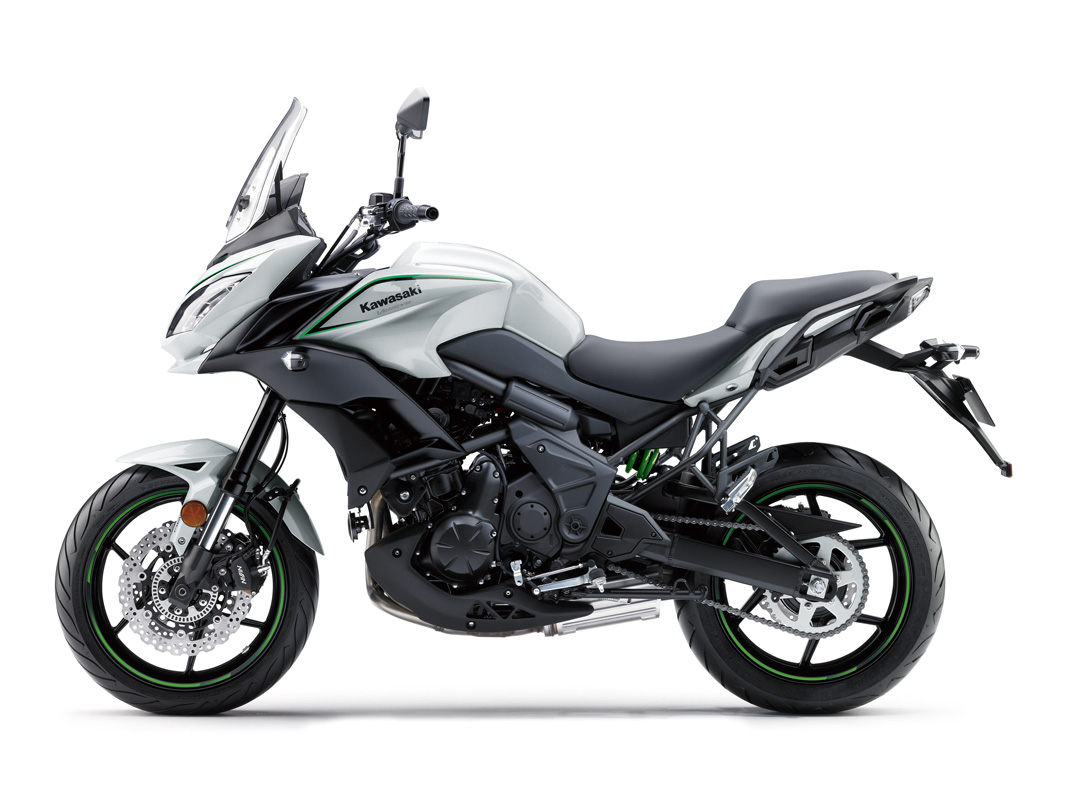 2018 Kawasaki Versys 650 ABS in Highland, Illinois