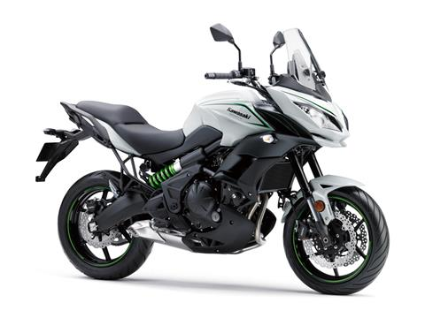 2018 Kawasaki Versys 650 ABS in Rock Falls, Illinois