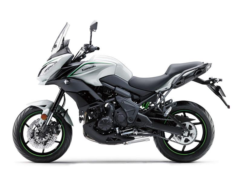 2018 Kawasaki Versys 650 ABS in Santa Clara, California