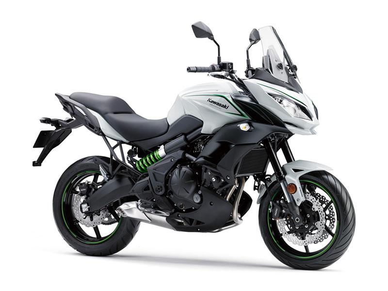 2018 Kawasaki Versys 650 ABS in Sacramento, California