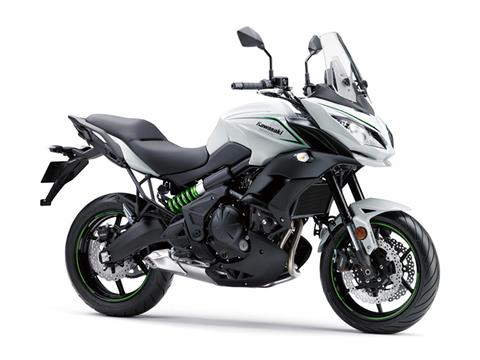 2018 Kawasaki Versys 650 ABS in Massillon, Ohio