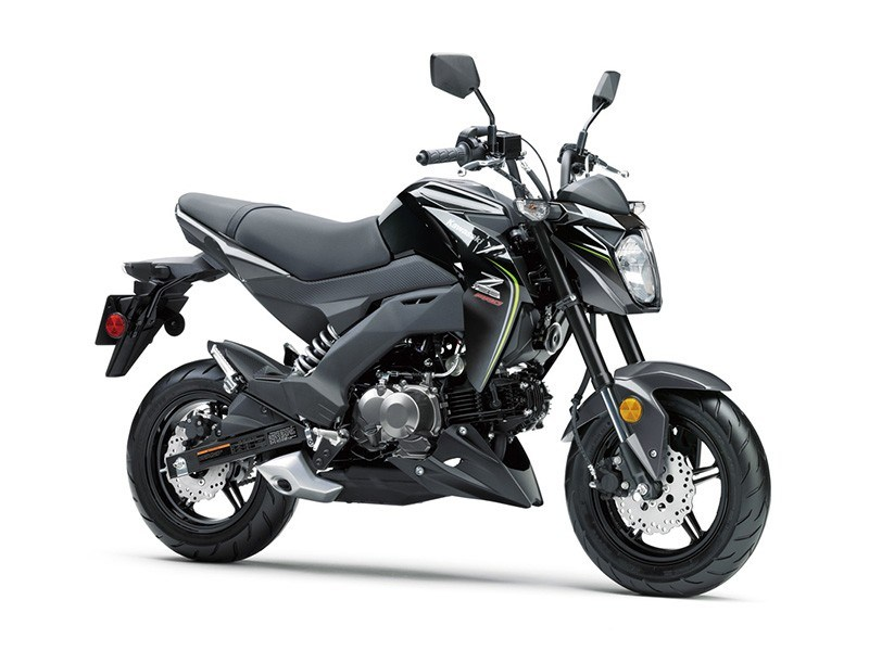 2018 Kawasaki Z125 Pro in Laurel, Maryland