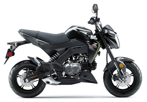 2018 Kawasaki Z125 Pro in Littleton, New Hampshire