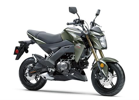 2018 Kawasaki Z125 Pro in Wichita Falls, Texas
