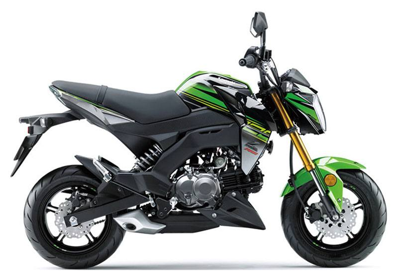 2018 Kawasaki Z125 Pro KRT Edition for sale 5634