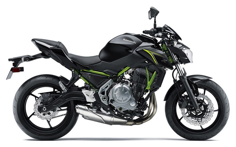 2018 Kawasaki Z650 in New Haven, Connecticut