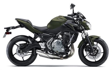 2018 Kawasaki Z650 in Hamilton, New Jersey