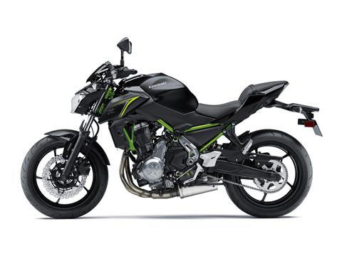 2018 Kawasaki Z650 ABS in Louisville, Tennessee