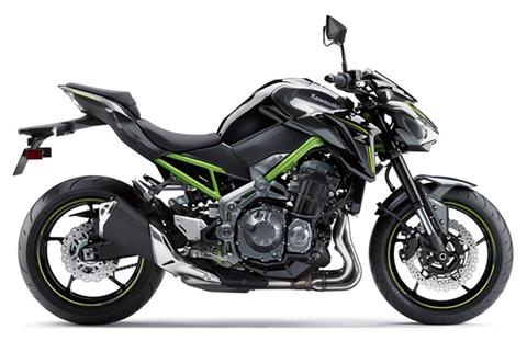 2018 Kawasaki Z900 in Fremont, California