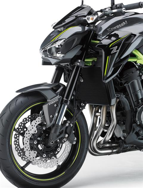 2018 Kawasaki Z900 in Concord, New Hampshire