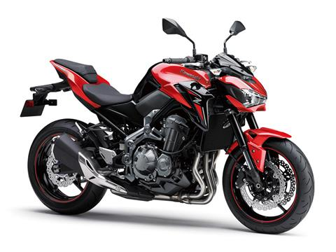 2018 Kawasaki Z900 in Wichita Falls, Texas