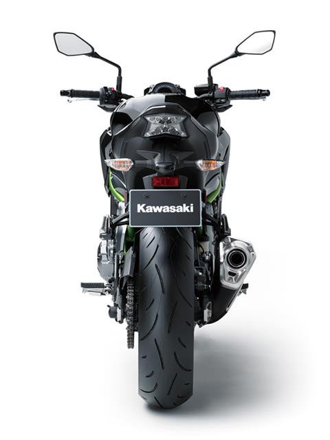 2018 Kawasaki Z900 in Sacramento, California